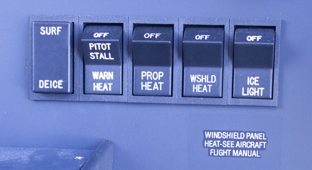 Ice Protection Controls