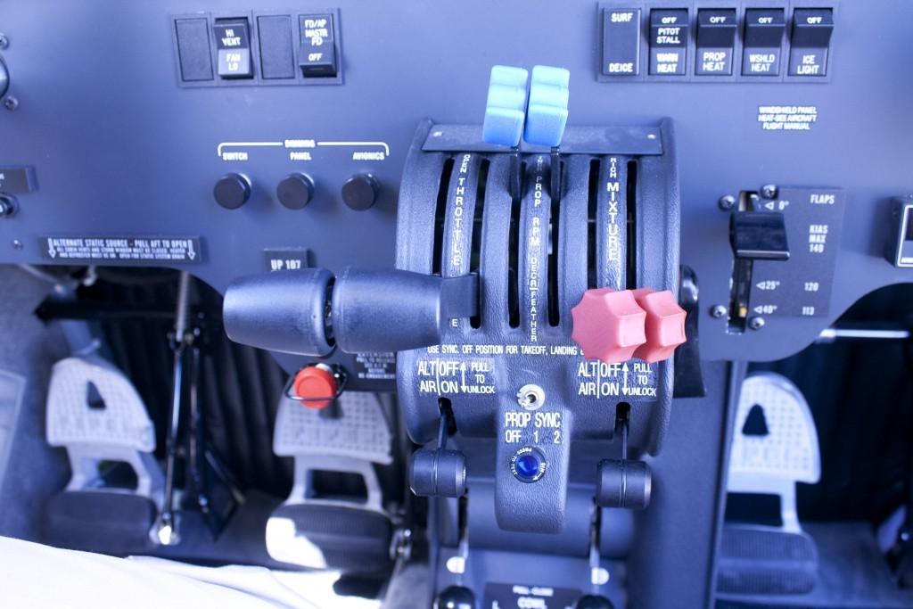Alternate Air Controls