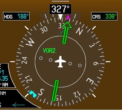 RW19 Hold at OX - Inbound Leg, Wind 240/20