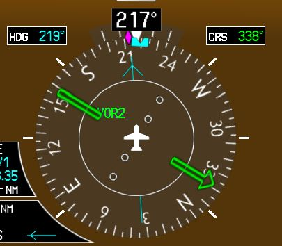 Sector One Join at Oxford RW19 Hold - Wind 240/20kts.